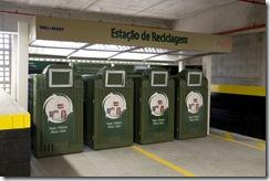 Estação de Reciclagem