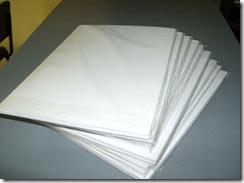 papel fotografico
